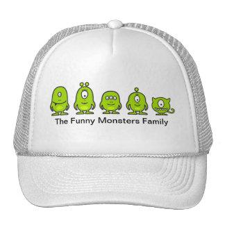 Family Monster Family Hat