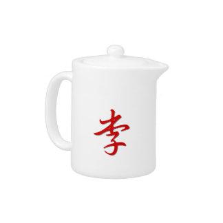 Family Name 李 Teapot