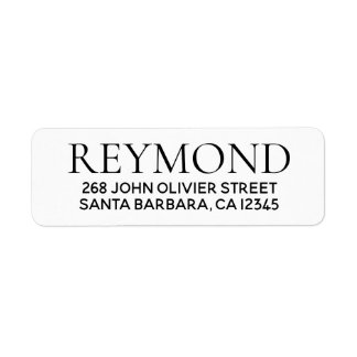 family name / surname / business label