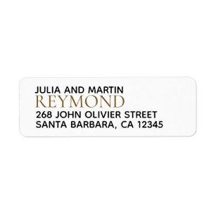 Completely new Name Shipping, Address, & Return Address Labels | Zazzle IK75