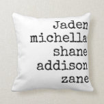 """FAMILY NAMES MOTHER'S DAY PILLOW GIFT<br><div class=""""desc"""">FAMILY NAMES MOTHER'S DAY PILLOW GIFT</div>"""