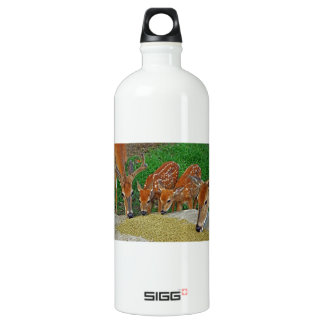 Family Night Out Water Bottle