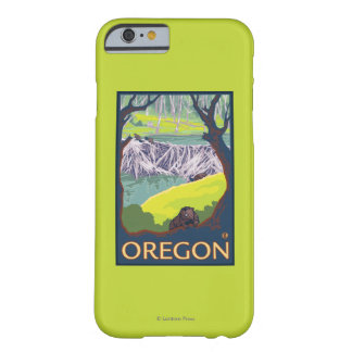 Family of Beavers Barely There iPhone 6 Case