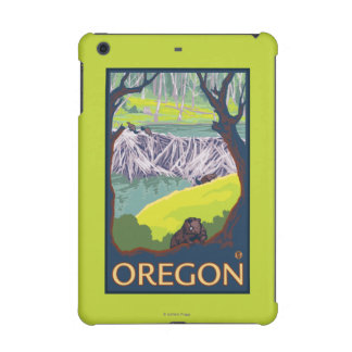Family of Beavers iPad Mini Retina Cases