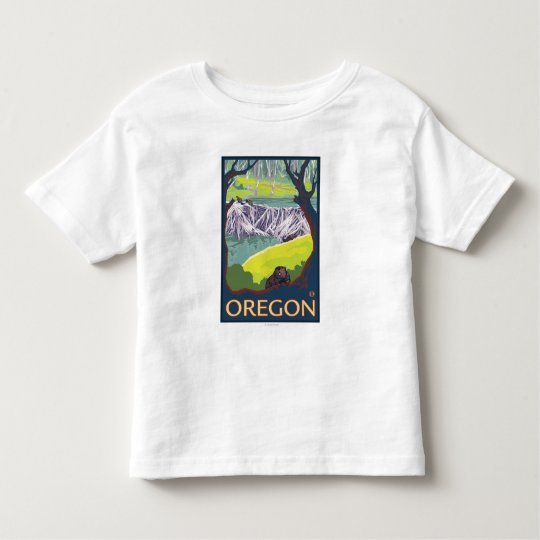 Family of Beavers Toddler T-shirt