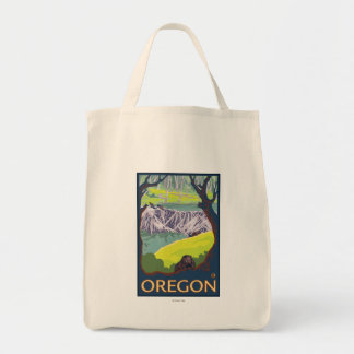 Family of Beavers Tote Bag