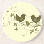 Family of Birds Coasters