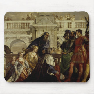 Family of Darius before Alexander the Great 2 Mouse Pad