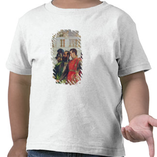 Family of Darius before Alexander the Great Tshirts