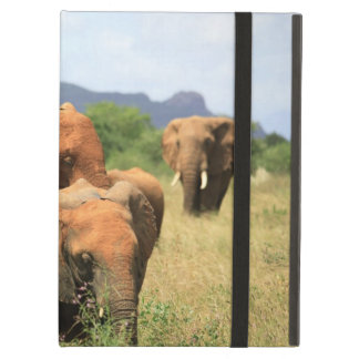 Family of elephants cover for iPad air
