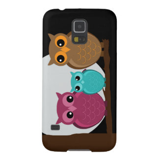 Family of Owls Galaxy S5 Case
