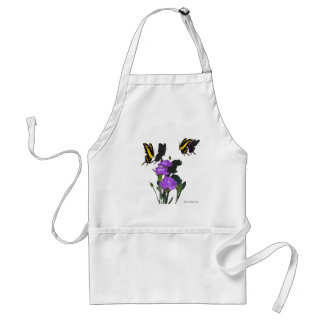 Family of Swallowtails Adult Apron