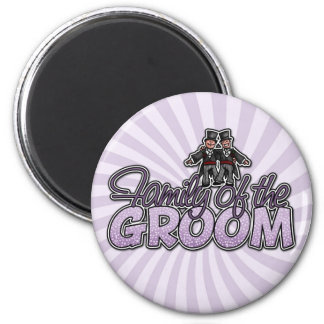 family of the groom magnet