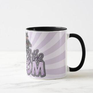 family of the groom mug