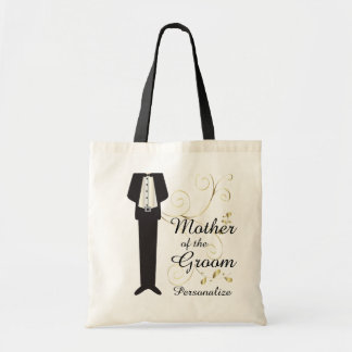 Family of the Groom Wedding Party Budget Tote Bag