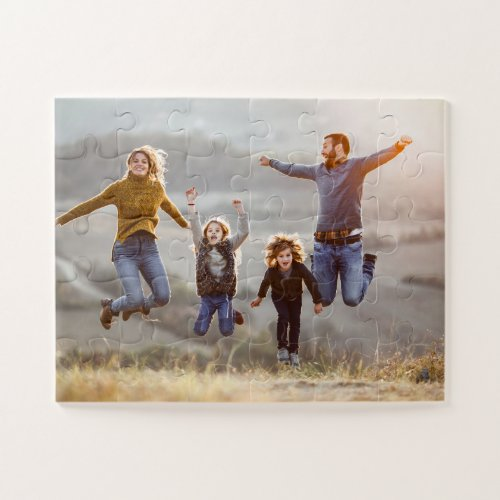 Family Oversized 11 x 14 Jigsaw Puzzle
