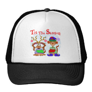 Family Pets Holiday Gifts Trucker Hat