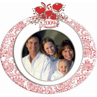 Family Photo 2009 Ornament