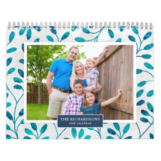 Family Photo 2019 Calendar Seasonal Backgrounds
