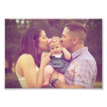Family Photo 5x7 Photo Paper