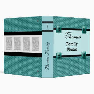 Family Photo Album Binder