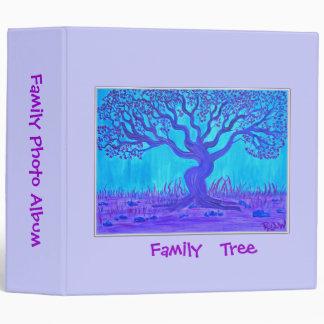 Family Photo Album - LoveTree Vinyl Binder
