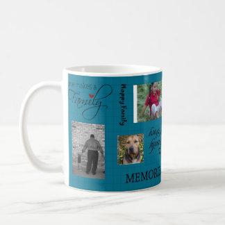 Family Photo Collage Coffee Mug