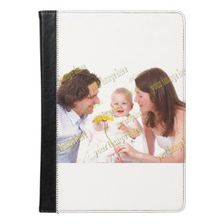 Family Photo Easy Budget Template iPad Air Case