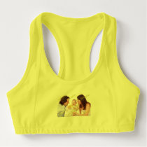 Family Photo Easy Budget Template Sports Bra