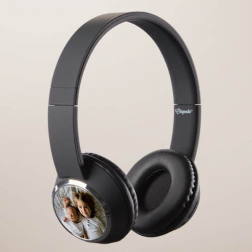 Family Photo Headphones
