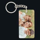 "Family Photo Keepsake Keychain<br><div class=""desc"">Family photo keepsake keychain</div>"