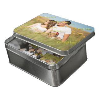 Family Photo Personalized Custom Create Your Own Jigsaw Puzzle