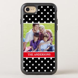 Family Photo Portrait Custom Holiday Gift OtterBox Symmetry iPhone 8/7 Case