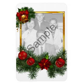 Family Photo Sample Lg.png Flexible Magnet