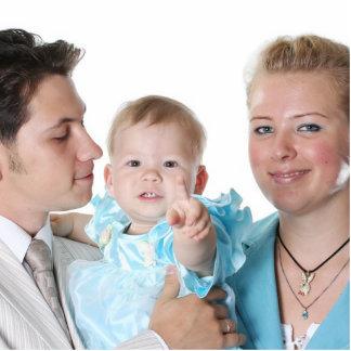Family Photo Sculpture