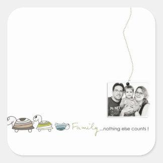 family Photo sticker