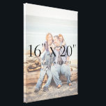 "Family Photos 16x20 TEMPLATE Canvas Print<br><div class=""desc"">Family Photos 6&#39;&#39;x20&#39;&#39; Wrapped Canvas Template</div>"