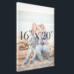 "Family Photos 16x20 TEMPLATE Canvas Print<br><div class=""desc"">Family Photos 6&#39;&#39;x20&#39;&#39; Wrapped Canvas Template</div>"