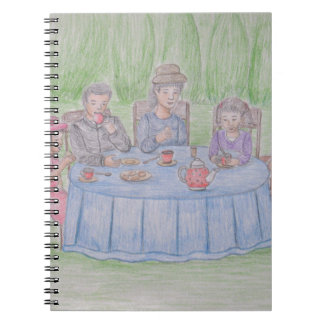 Family Picnic Notebook