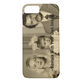 Family Picture iPhone 7 Barley,There iPhone 8/7 Case