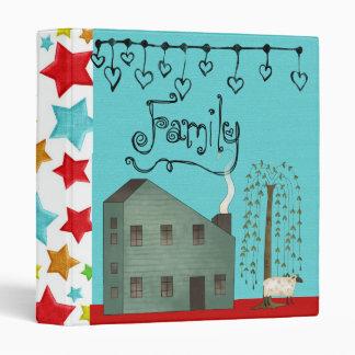 family planner organizer binder