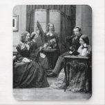 Family Portrait  ~ 1852 Mouse Pad