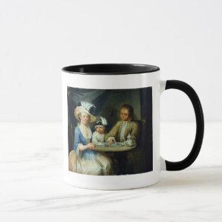 Family Portrait, c.1760 Mug