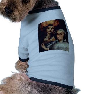 Family Portrait Detail By Ovens Jürgen (Best Quali Dog Tee Shirt
