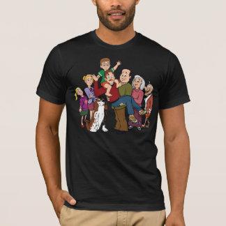 Family Portrait Mens T-Shirt