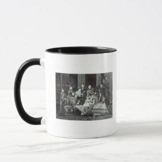 Family Portrait of Emperor Alexander II Mug