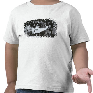 Family portrait of the author Leo N. Tolstoy T-shirts