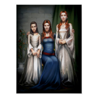 Family portrait. print