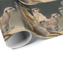 Family Portrait Wrapping Paper