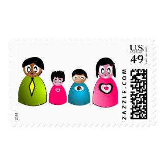 family postage